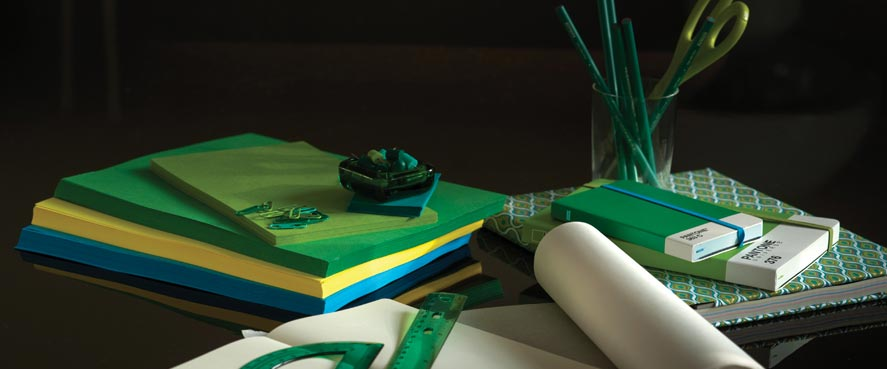 PANTONE Color of the Year 2013 - Emerald - Homelement Furniture Design