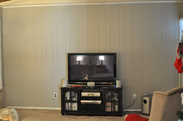 What to Do with Wood Paneling