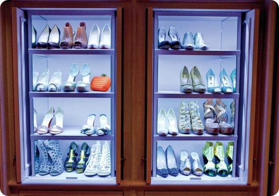 4 More Shoe Storage Ideas
