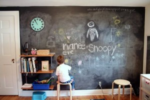 Chalkboard Wall - Homelement Furniture Design