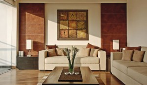 Earth Tone Living Room - Homelement Furniture Design