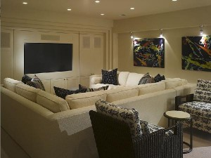 Ways To Design A Practical Media Room Home Decorating Tips Home
