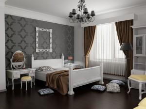 Wallpaper Feature Wall - Homelement Furniture Design
