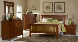 Homelegance Danville Bedroom Set