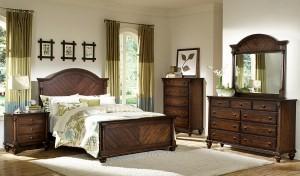 Homelegance Lily Pond Bedroom Set