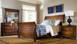 Hillsdale Hamptons Sleigh Bedroom Collection