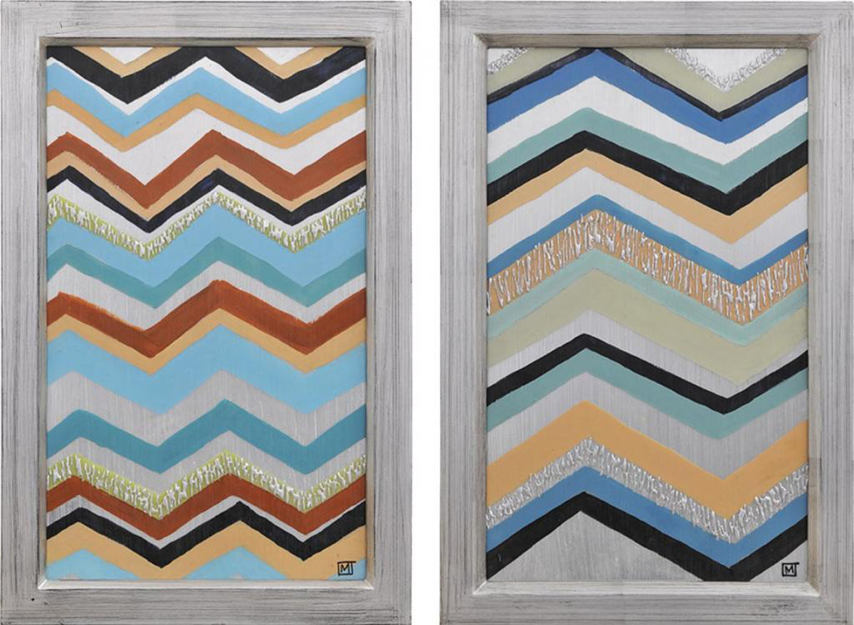 Trending: Chevron Design