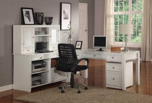 Parker House Boca Home Office Set - B