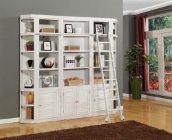 Parker House Boca Library Bookcase Set - A