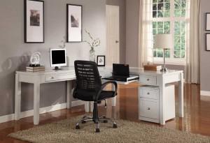 Parker House Boca Home Office Set - C