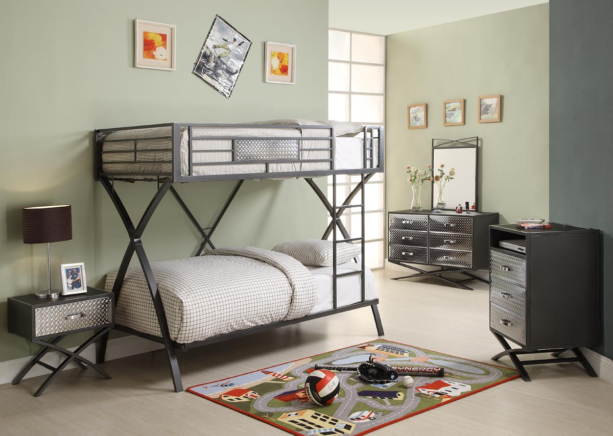 Item Spotlight: Homelegance Spaced Out Bedroom Collection