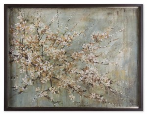 Uttermost Blossom Melody Floral Art