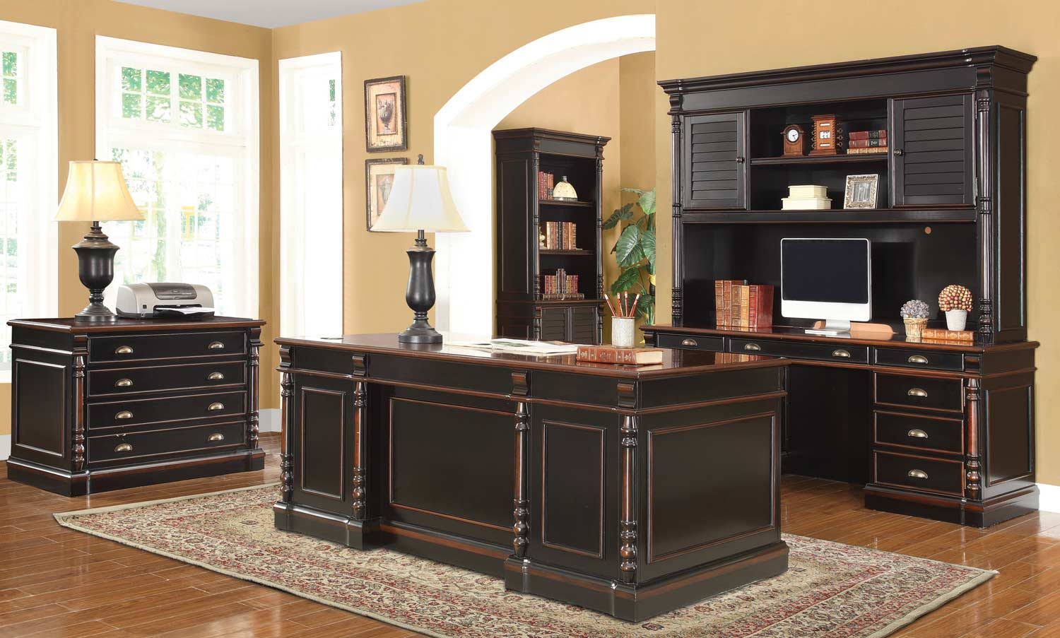 Collection Spotlight: Coaster Ravenel Home Office Collection