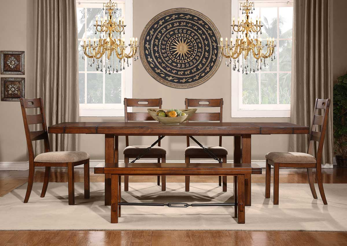 Collection Spotlight: Homelegance Clayton Dining Collection
