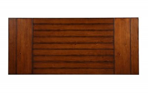 Homelegance Clayton Dining Table With End Leaves - Dark Oak