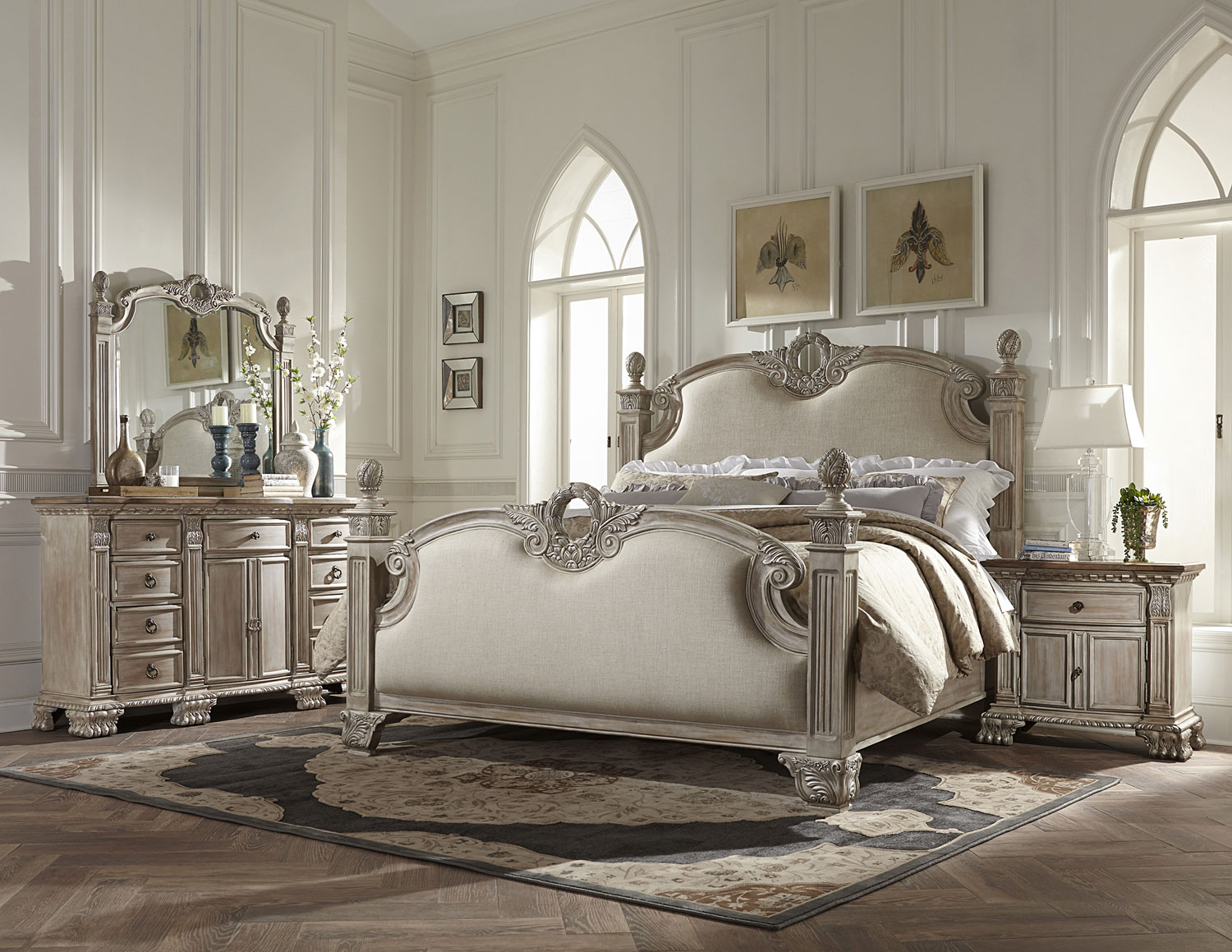 Collection Spotlight: Homelegance Orleans II Collection