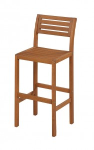 Home Styles Montego Bay Bar Stool - Eucalyptus
