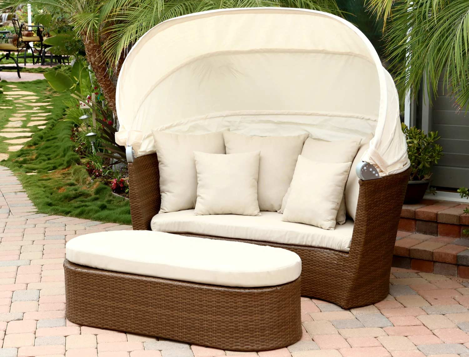 Abbyson Living: Palermo Outdoor Furniture Collection