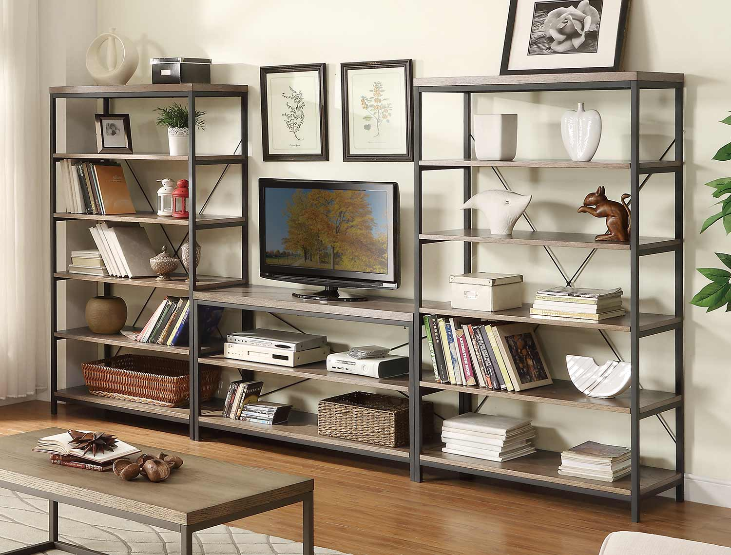 Homelegance Furniture: Spacious Entertainment Units for Your Home