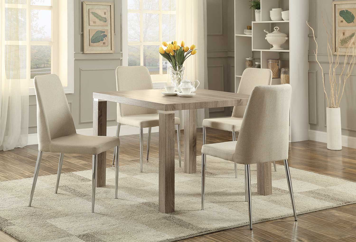 How to Update the Look of Your Dining Room Post-College: Part III