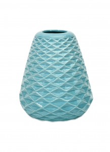 IMAX Layla Medium Geometric Vase