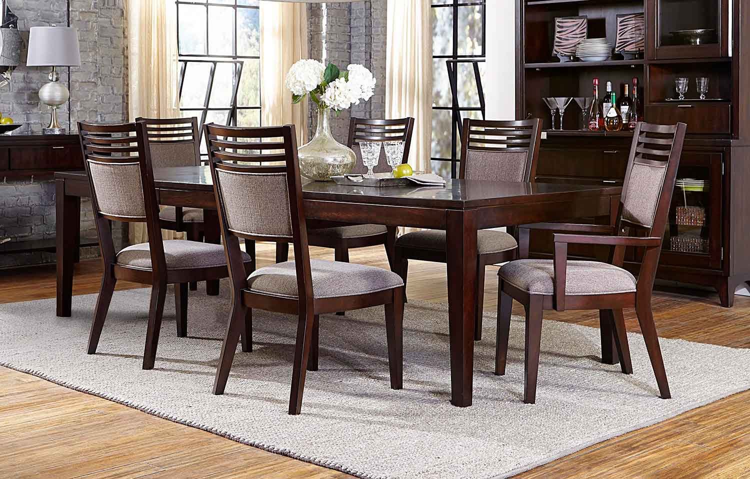 Hillsdale Furniture: Denmark Dining Collection