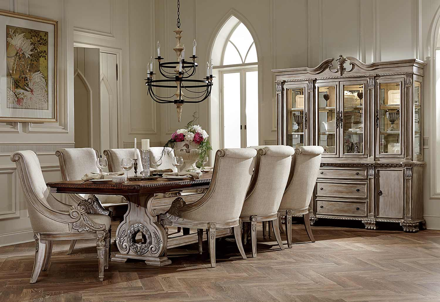 Homelegance Furniture: Orleans II Dining Collection