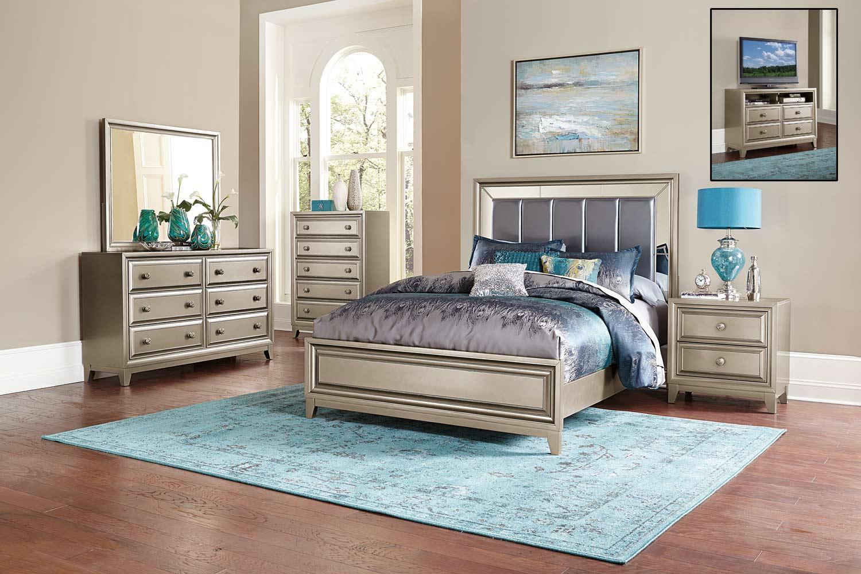 Homelegance Furniture: Hedy Bedroom Collection