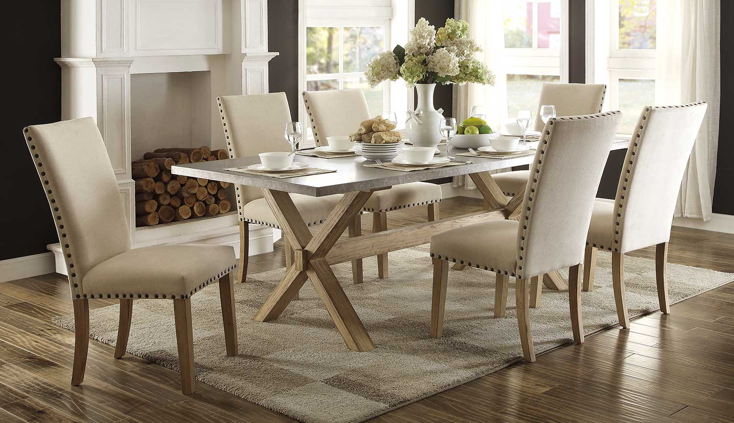 Collection Spotlight: Homelegance Furniture Luella Collection