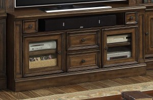 Parker House Aria 60in TV Console