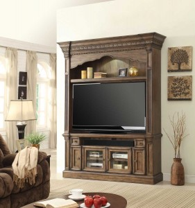 Parker House Aria 67in Entertainment Center