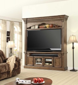 Parker House Aria 79in Entertainment Center