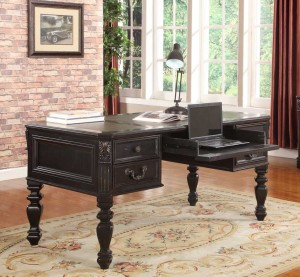 Parker House Grand Manor Palazzo Writing Desk