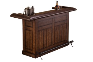 Hillsdale Chiswick Large Bar - Brown Cherry