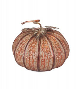 IMAX Easton Copper Pumpkin - Medium