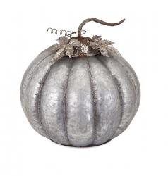 IMAX Kellan Galvanized Pumpkin - Large