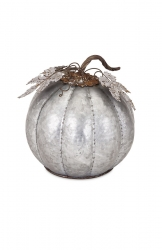 IMAX Kellan Galvanized Pumpkin - Small