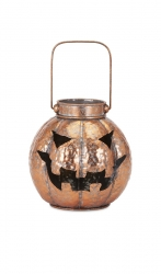 IMAX Rylan Copper Jack O Lantern
