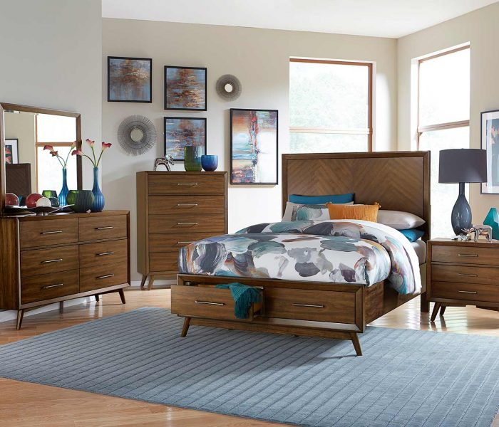 Item Spotlight: Homelegance Raku Bedroom Collection