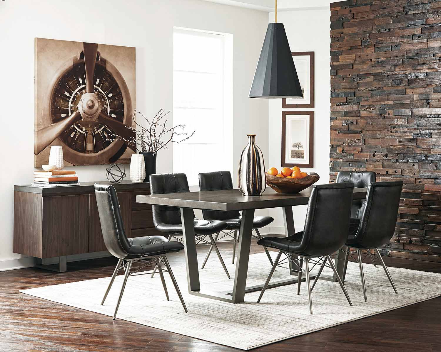 Scott Living Collection: Hutchinson Dining Set