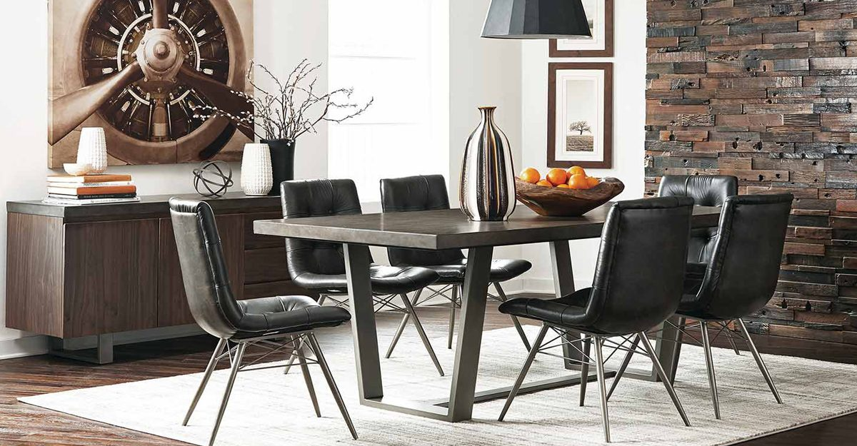 Hutchinson Dining Set by Coaster Furniture